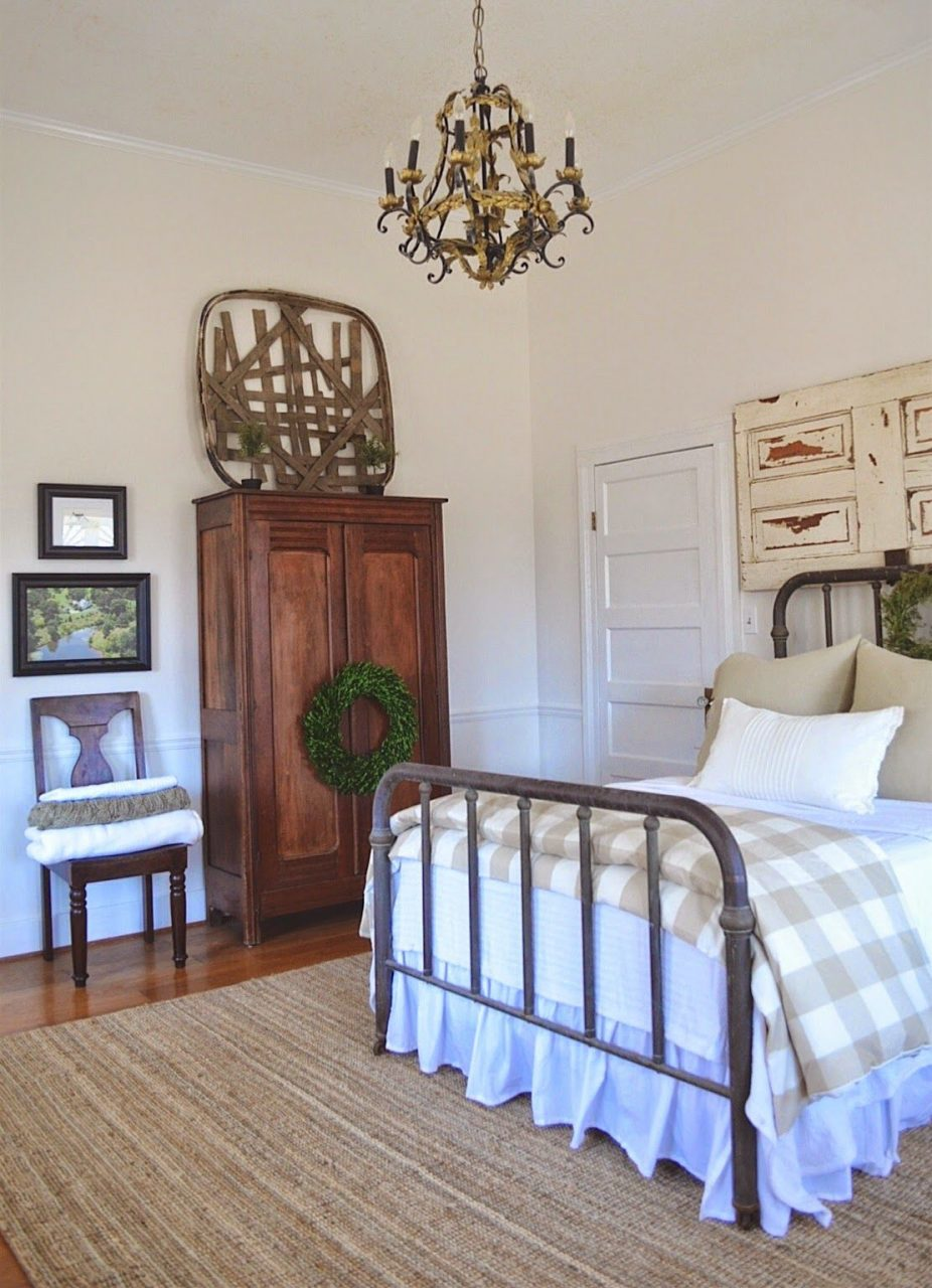 35 Farmhouse Bedroom Design Ideas You Must See Cool Bedroom Home