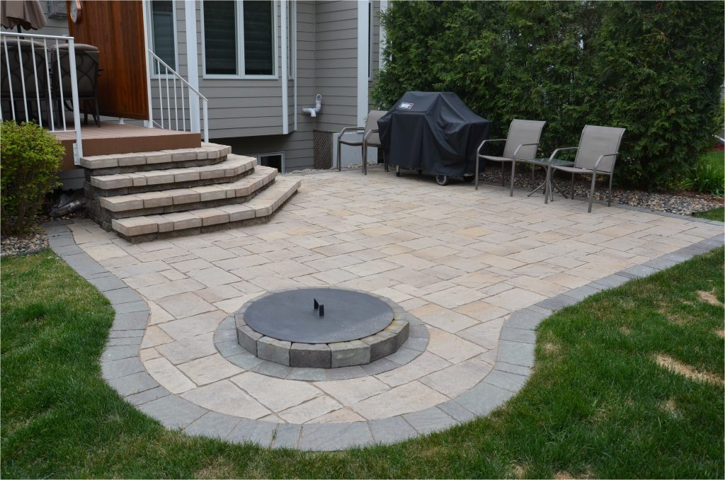 42 New Brick Patio With Fire Pit Fire Pit Creation