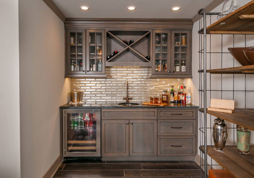45 Basement Kitchenette Ideas To Help You Entertain In Style Home