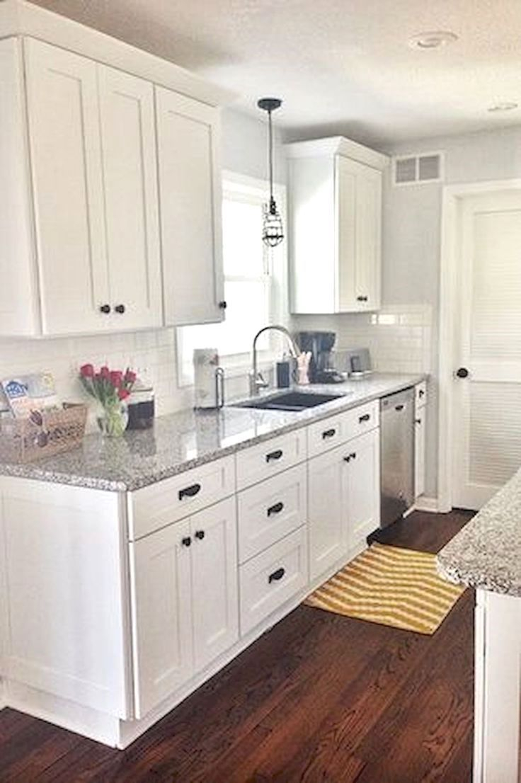 48 Awesome Modern Farmhouse Kitchen Cabinets Ideas Home