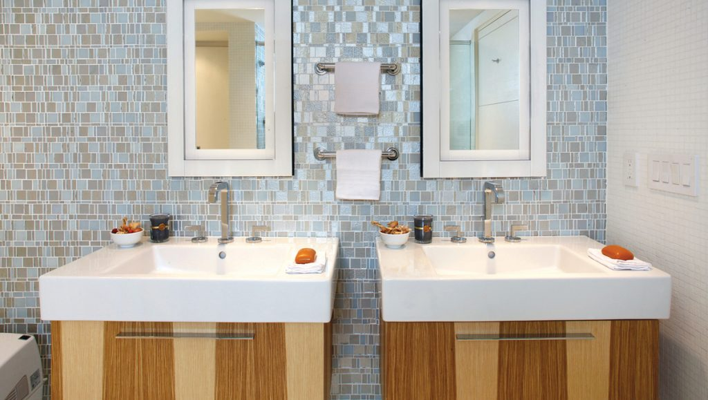 5 Creative Ways To Transform Your Bathroom Adding Mosaic Tile