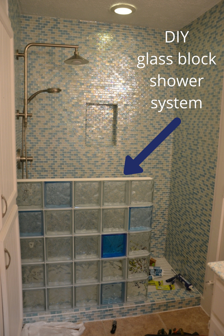 5 Reasons You Dont Want To Build A Glass Block Shower Without A