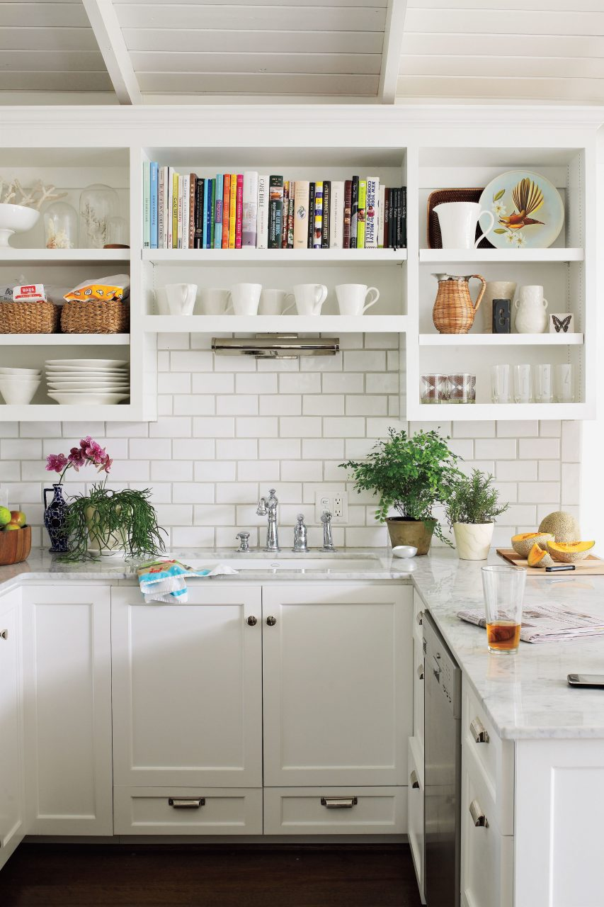 5 Things To Get Rid Of In A Small Kitchen Southern Living