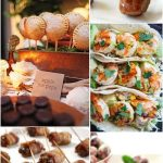 Outdoor Fall Wedding Food Ideas