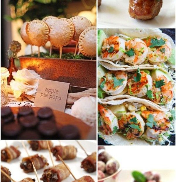 50 Hottest Fall Wedding Appetizers We Love The Perfect Palette