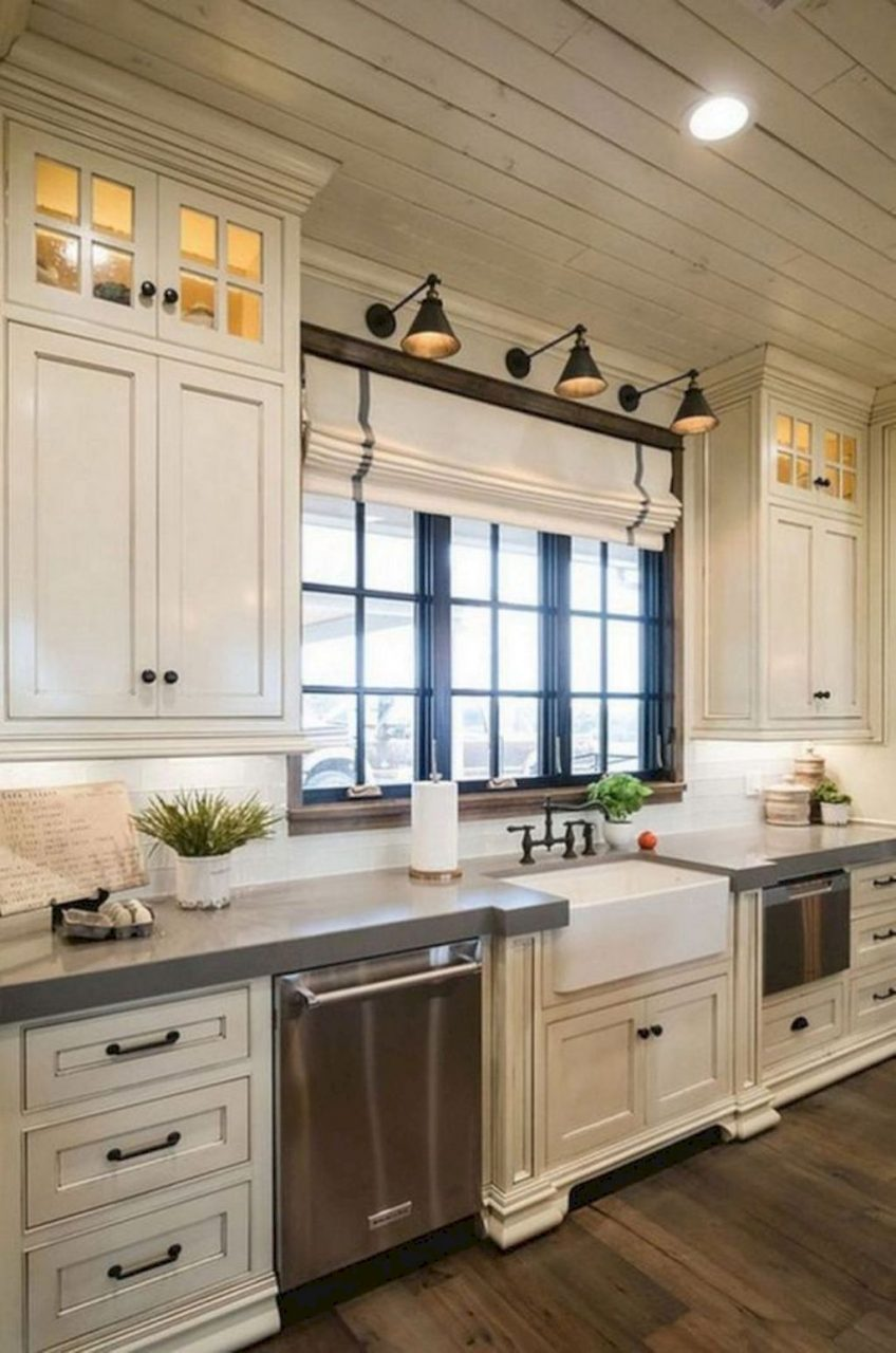 57 Modern Rustic Farmhouse Kitchen Cabinets Ideas Kitchens