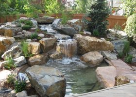 Patio Designs with Water Features