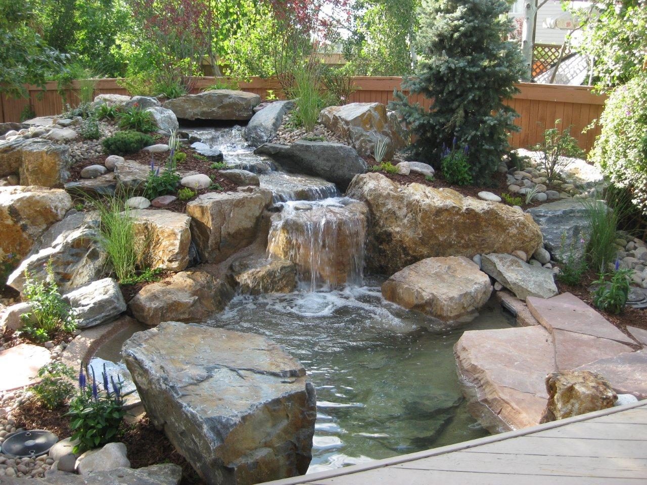 6 Water Features Youll Love Edmonton Landscaping Supplies