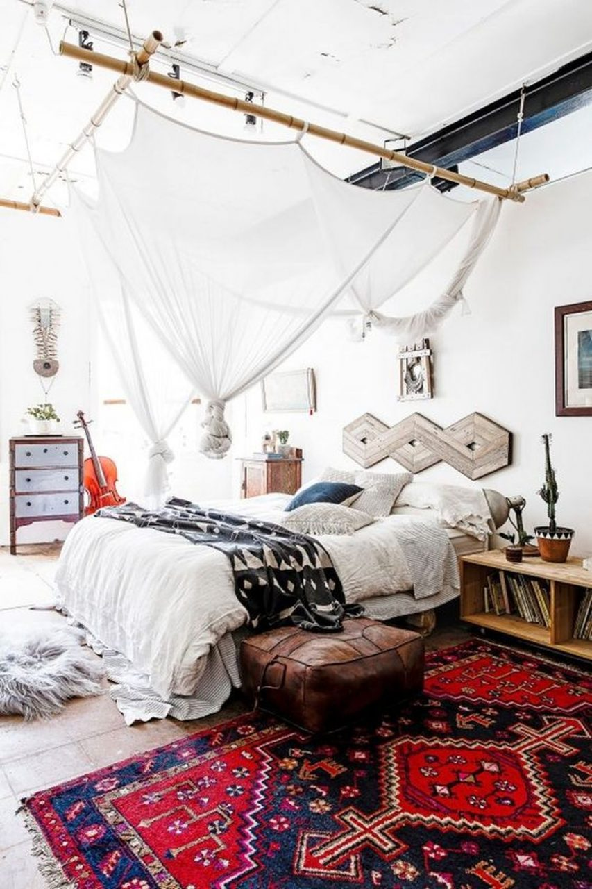 60 Inspiring Vintage Bohemian Bedroom Decorations Bedroom Ideas