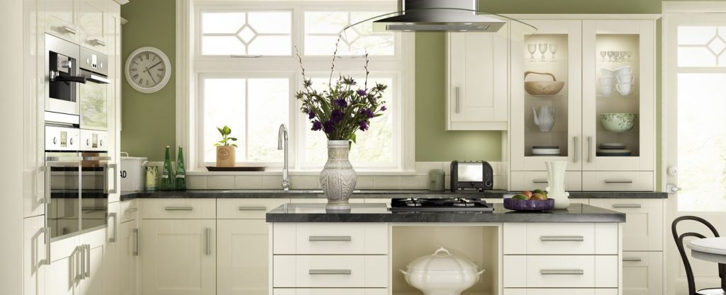 7 Excellent Olive Green Kitchen Cabinets Home Decoration