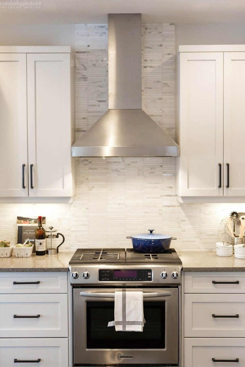 A Rustic Modern White Kitchen Calgary Interior Designer For