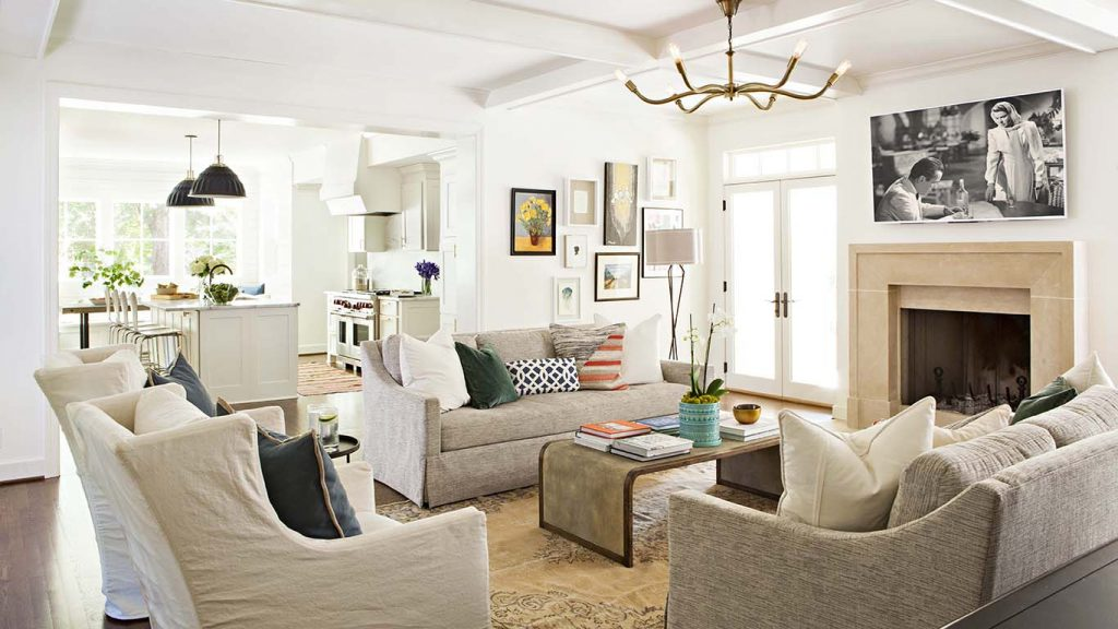 A Southern Style Story Cottage Style Decorating Renovating And