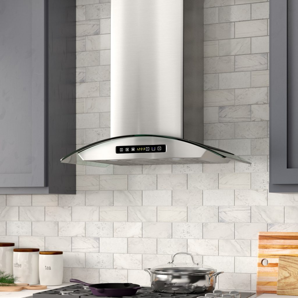Akdy 30 380 Cfm Convertible Wall Mount Range Hood Reviews Wayfair