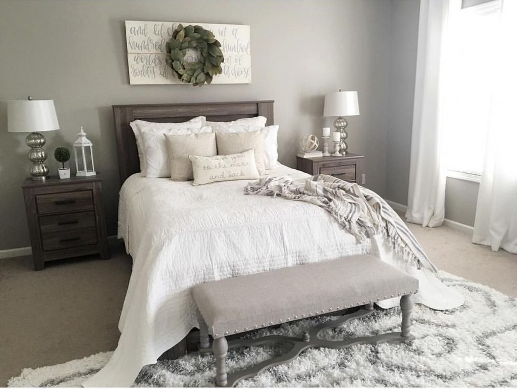 Amazing Ideas To Convert Room Into Farmhouse Bedroom Style Share
