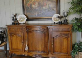French Dining Room Buffet Sideboard