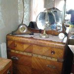 1920s Art Deco Antique Bedroom Furniture