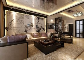 Oriental Living Room Furniture