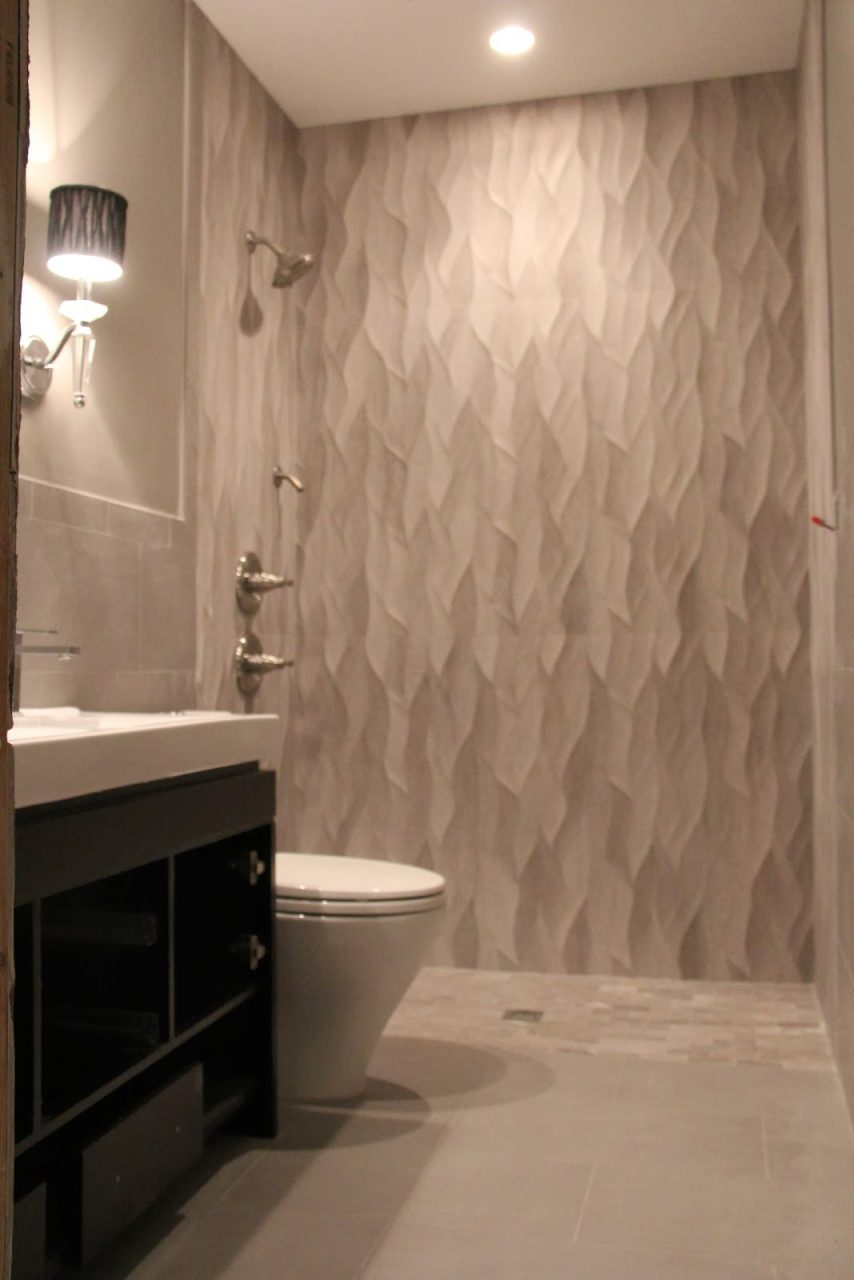 Attractive Wavy Shower Tile Nf55 Roccommunity