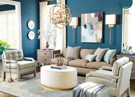 Spring Living Room Colors