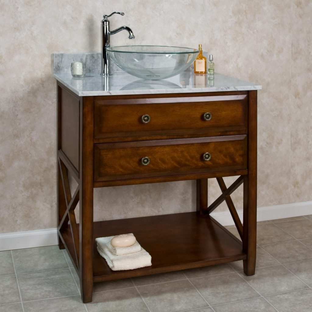 Bathroom Bowl Sink Cabinet
