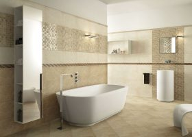 Bathroom Ceramic Wall Tile Designs