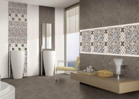 Kajaria Tiles Bathroom Design