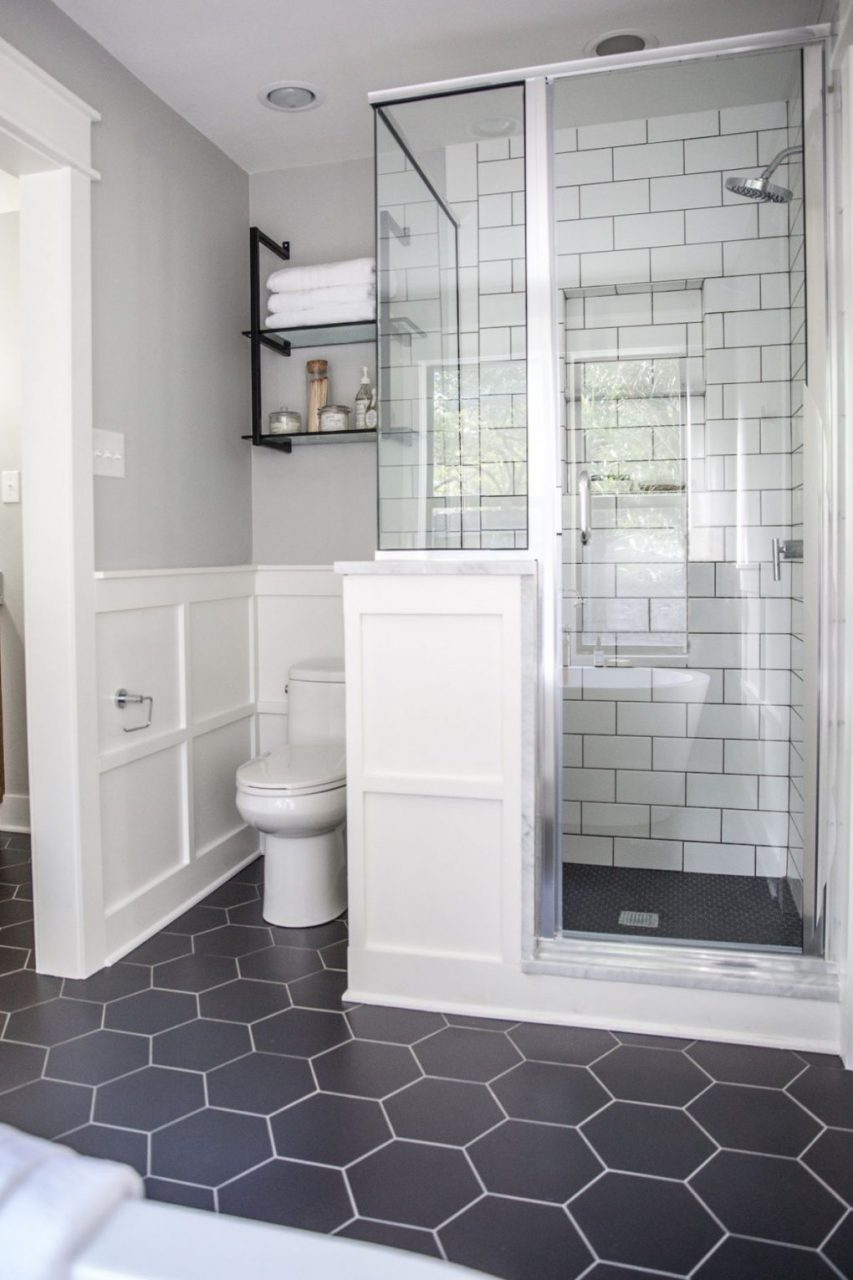 Bathrooms Marvelous White Subway Tile Bathroom Your Residence