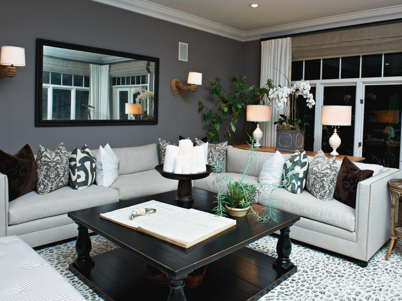 Beautiful Ideas Gray Living Room House Inspirations