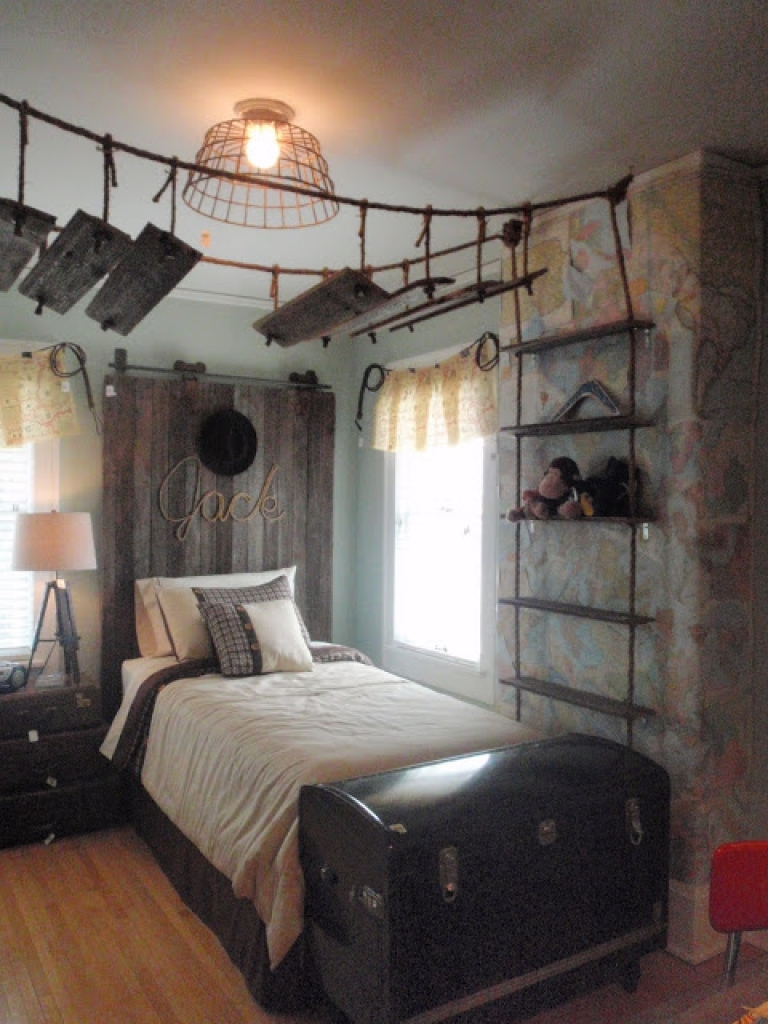 Beautiful Rustic Teenage Bedroom Ideas Teen Rooms Designs