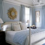 Bedroom With White Bed New A Blue And White Beach House Phoebe