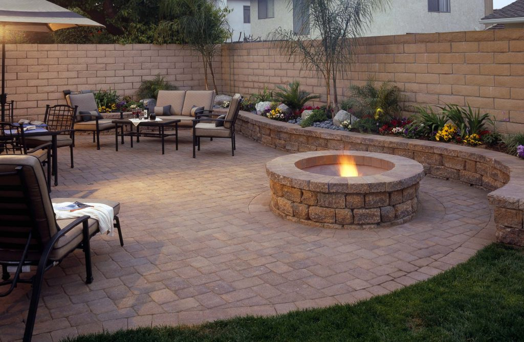 Belgard Hardscape Patio Custom Home Design Ideas Outdoor Living
