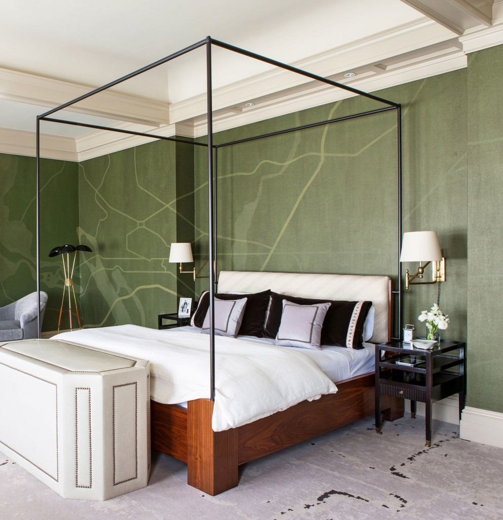 Bethesda Huntley Home Tour Master Bedroom Image Source Architectural