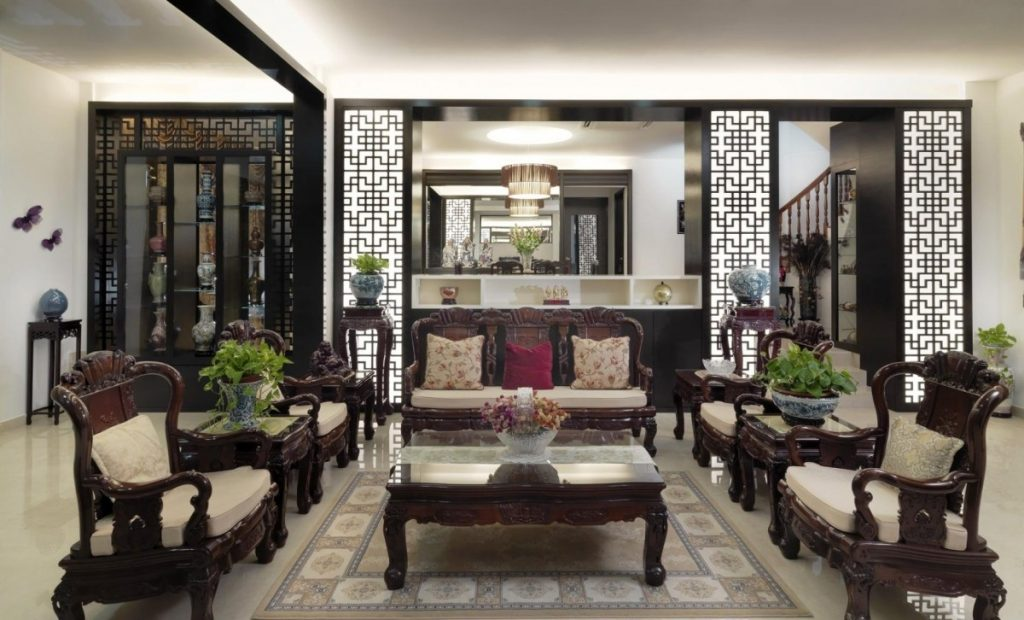 Better Oriental Decorating Ideas Asian Living Room Furniture