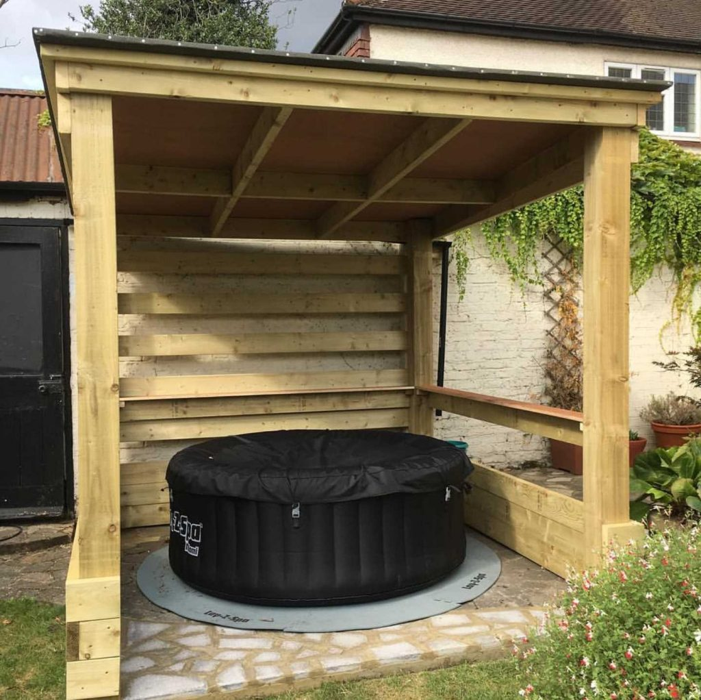 Blog Top 10 Hot Tub Shelters To Inspire You