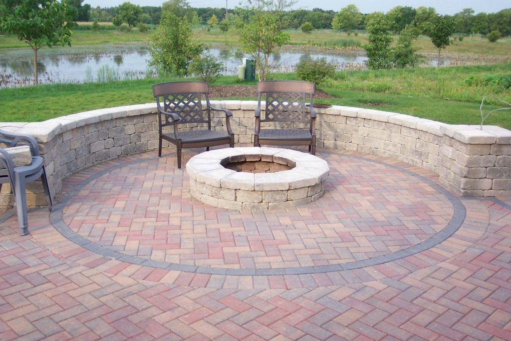 Brick Patio Ideas And Brick Patio Ideas Fire Pit And Brick Patio