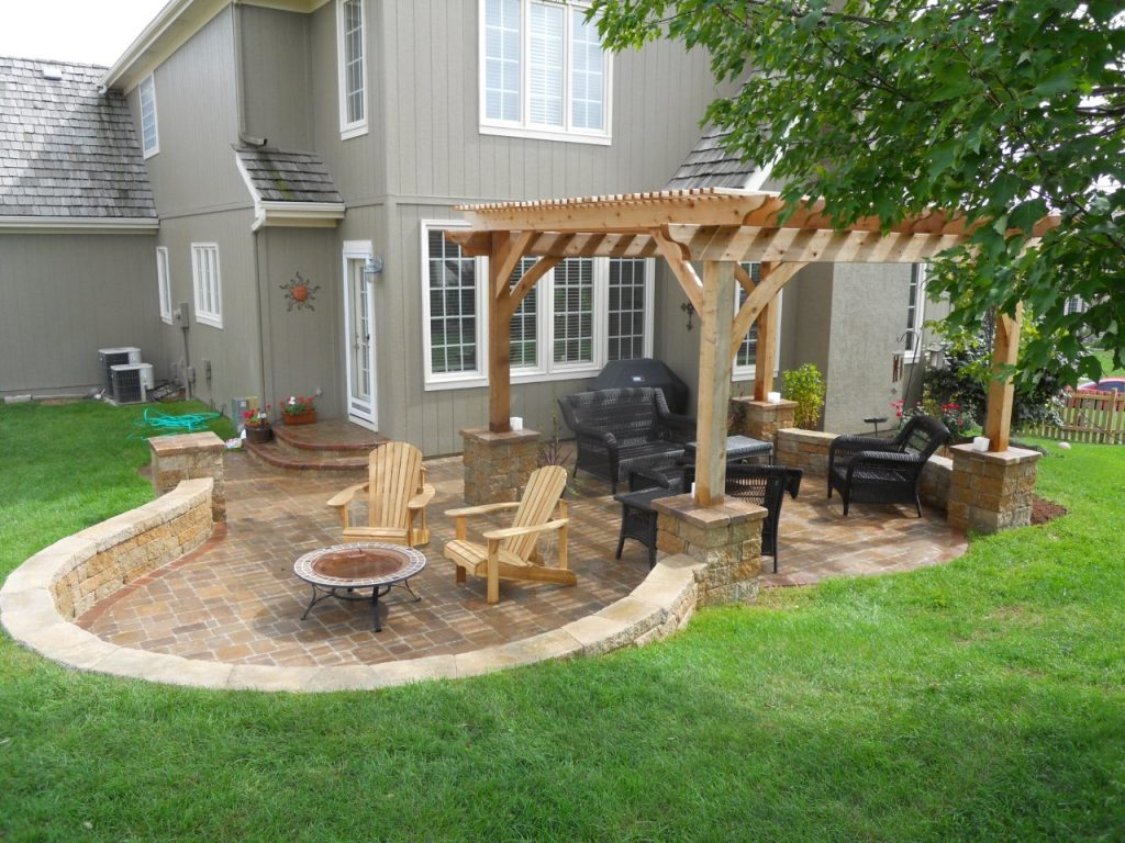 Brick Paver Patio Design Ideas Home Citizen Layjao