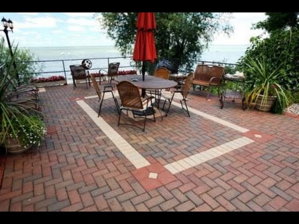 Brick Paver Patio Design Ideas Mycoffeepot Layjao