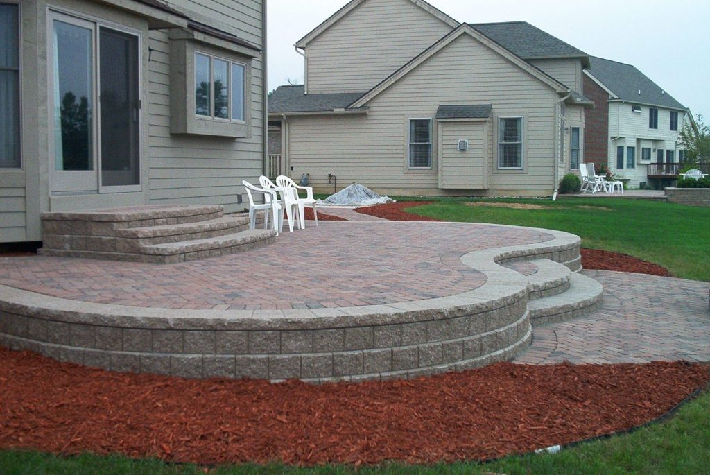 Brick Paver Patio Estimate Patio Ideas