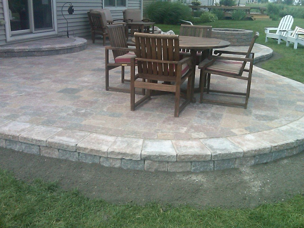 Brick Stone Patio Designs Designs For Brick Paving Natural Brick