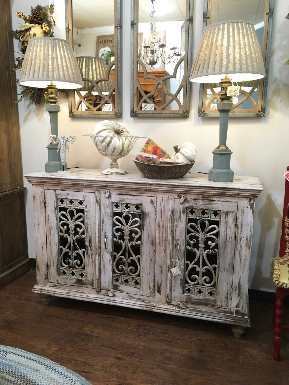 Buffets Sideboards French Courtyard
