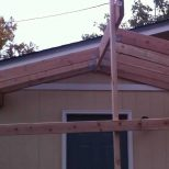 Building A Patio Cover Patio Cover Installation Part 1 Youtube