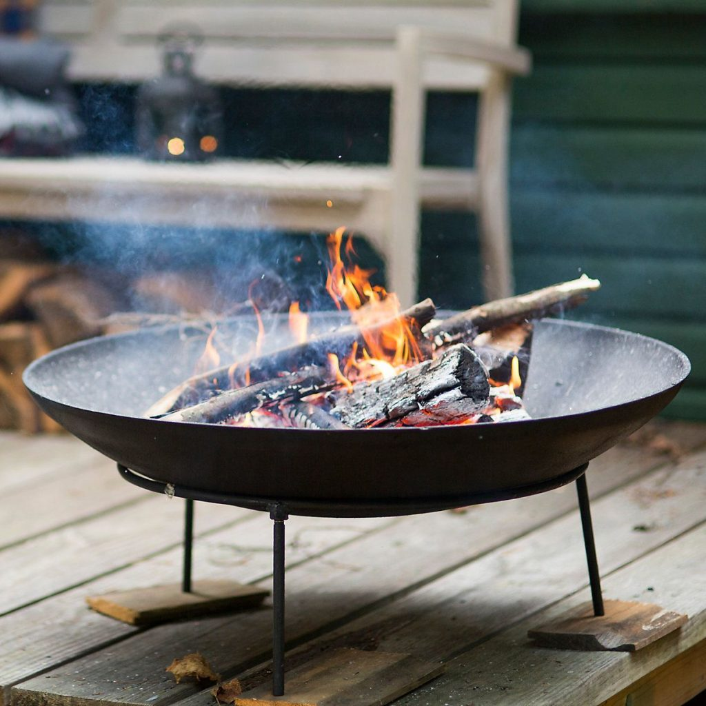 Cast Iron Fire Pit For The Home Cast Iron Fire Pit Outdoor Fire