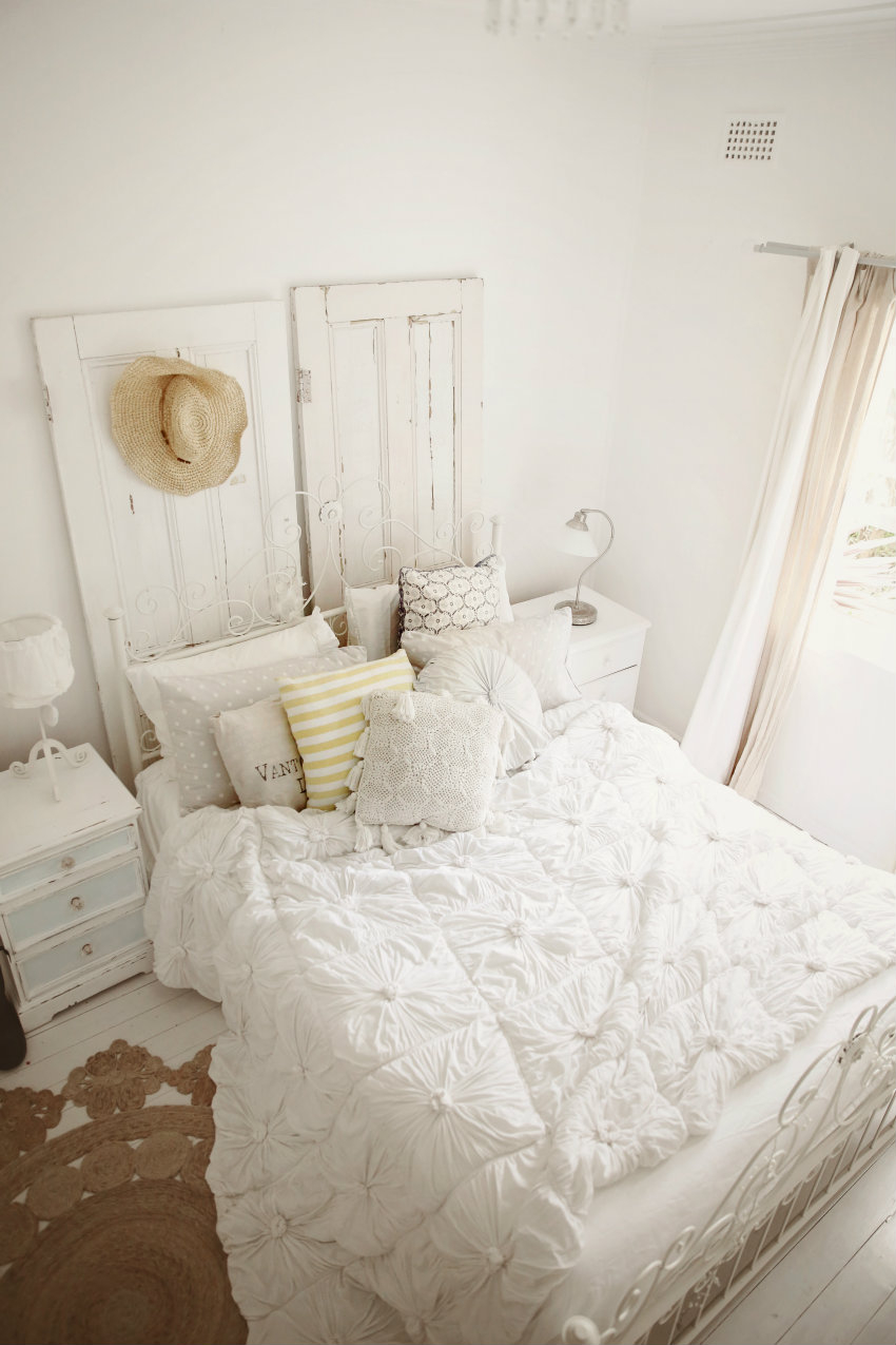 Changing Up The Bedroom Beach Cottage Style Life The Sea Life