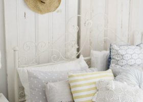 Beach Cottage Style Bedroom