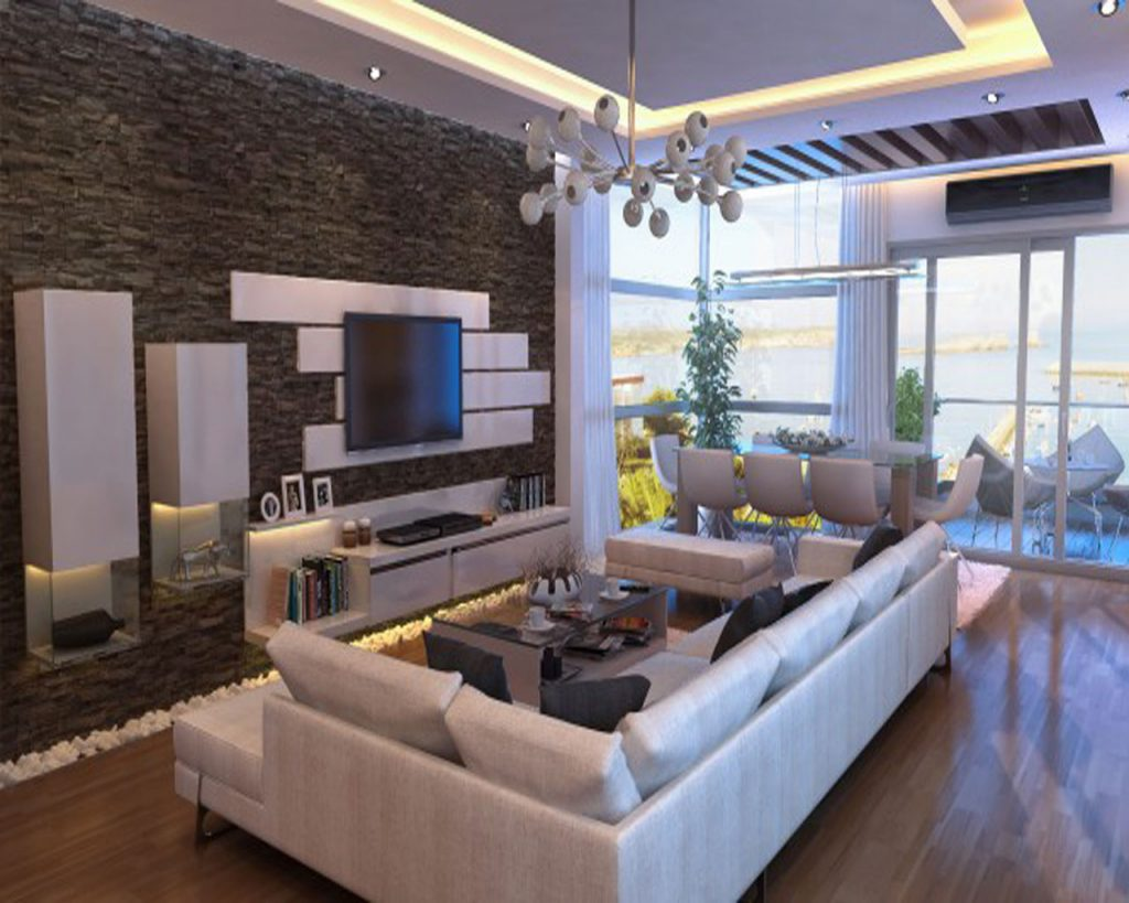 Contemporary And Rustic Modern Living Room Home Decor Furniture