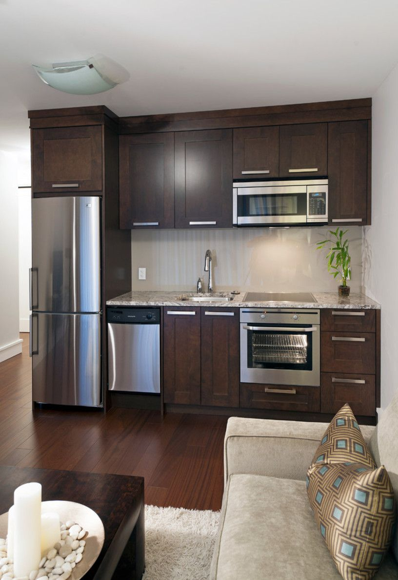 Contemporary Basement Kitchen Contemporary Living Rooms 2904 7th