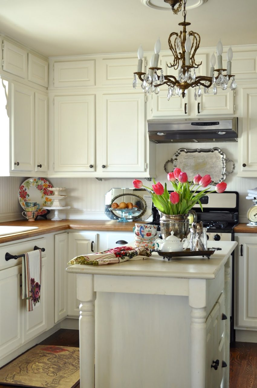 Cottage Kitchen Design The New Way Home Decor Cozy And