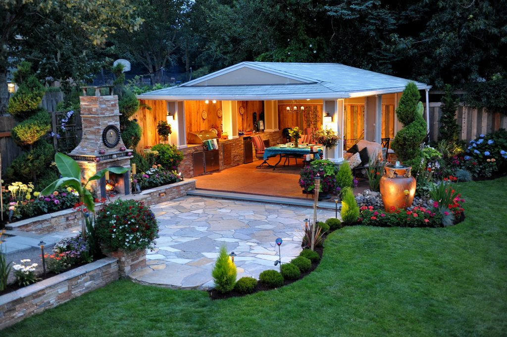 Cozy Outdoor Living Spaces Connecting You With Mother Nature Ideas