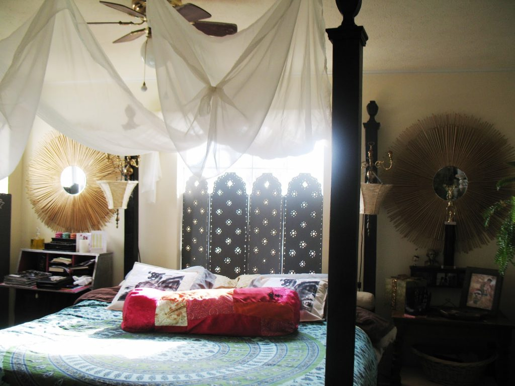Curtains Around Bed No Sew Curtain Ideas Ideas About Curtains