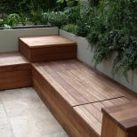 Deck Bench Ideas Design Patio Designs Bull Composite Decking Deck